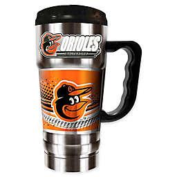 MLB Baltimore Orioles 20 oz. Vacuum Insulated Travel Mug