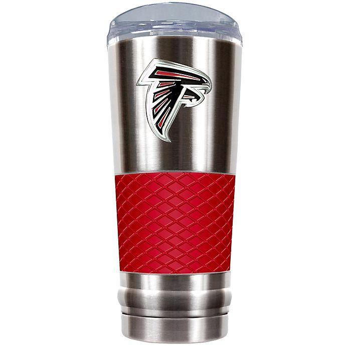 Alternate image 1 for NFL Atlanta Falcons 24 oz. Draft Tumbler