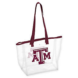 Texas A&M University Stadium Clear Tote