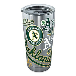 Tervis® MLB Oakland A's All Over Stainless Steel Tumbler with Lid