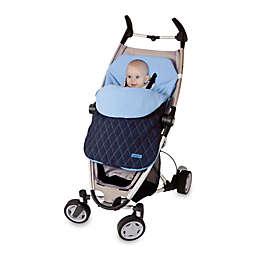 Carter's® Cozy Ride Trailblazer Stroller Blanket - Brown with Pink Lining