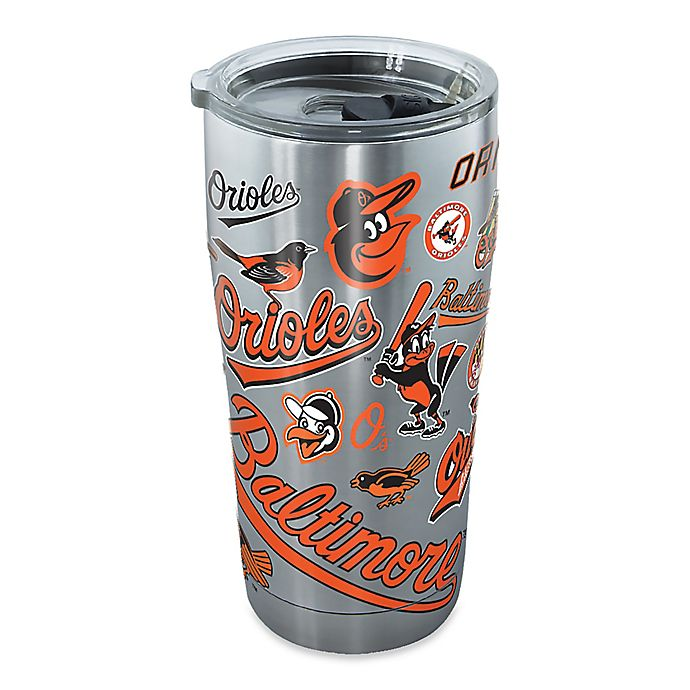 0c7a4934045 Tervis® MLB Baltimore Orioles All Over Stainless Steel Tumbler with Lid