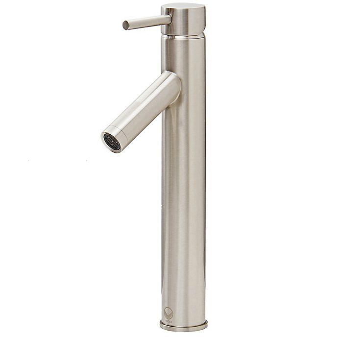 Alternate image 1 for Vigo Dior Vessel Faucet