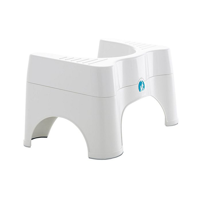 Alternate image 1 for Squatty Potty Adjustable Toilet Stool