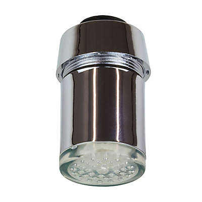 IllumiSink™ Multicolor LED Sink Attachment in Silver