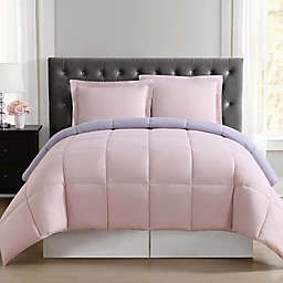 Truly Soft Everyday Reversible Comforter Set