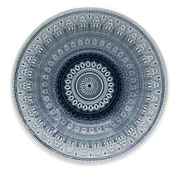 Euro Ceramica Fez Serving Bowl in Grey