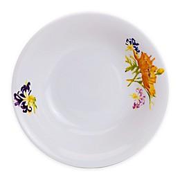 Euro Ceramica Tiger Lily Salad Bowl