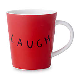 "ED Ellen DeGeneres Crafted by Royal Doulton® ""Laugh"" Mug"