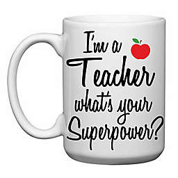 Love You a Latte Shop I'm a Teacher Mug