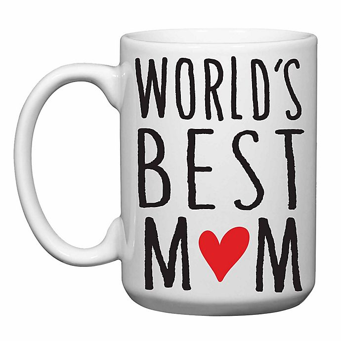 Love You A Latte World S Best Mom Coffee Mug