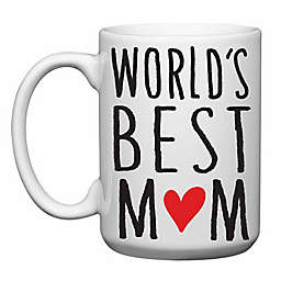 "Love You a Latte Shop ""World's Best Mom"" Coffee Mug"