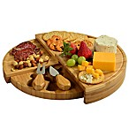 Picnic at Ascot 3-Piece Florence Bamboo Cheese Set