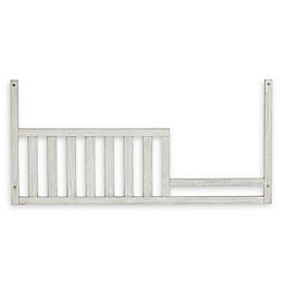 Kingsley Charleston Toddler Guard Rail in Weathered White