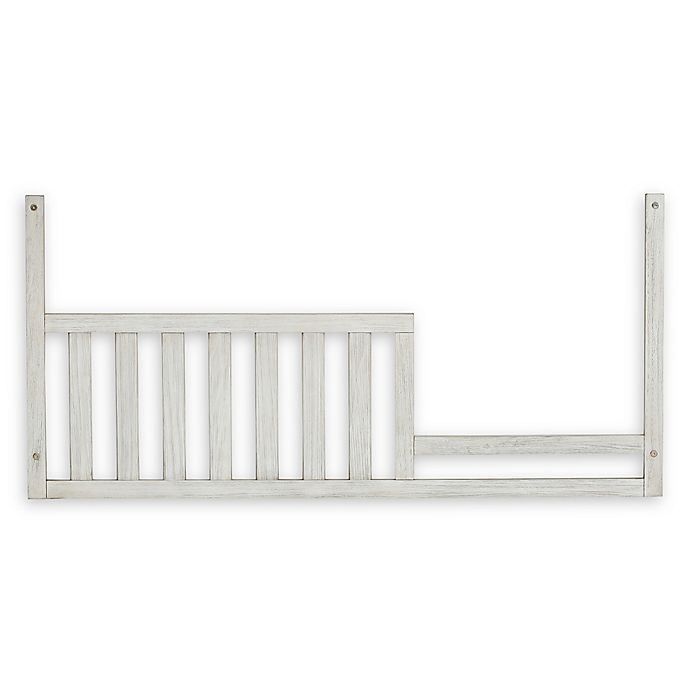 Alternate image 1 for Kingsley Charleston Toddler Guard Rail in Weathered White