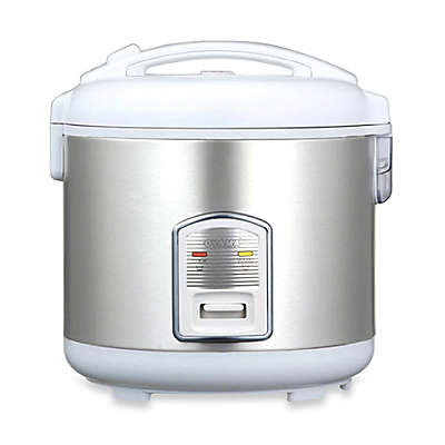 Oyama 7-Cup Healthy Rice Cooker and Steamer