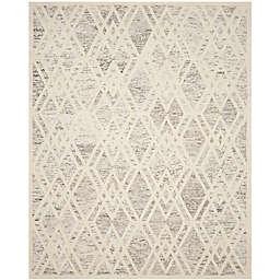 Safavieh Cambridge 8-Foot x 10-Foot Ruby Wool Rug in Light Brown/Ivory