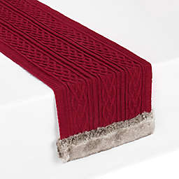 Ugg Cable Knit Table Runner