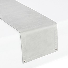 UGG® Jackson Faux Suede Table Runner in Grey