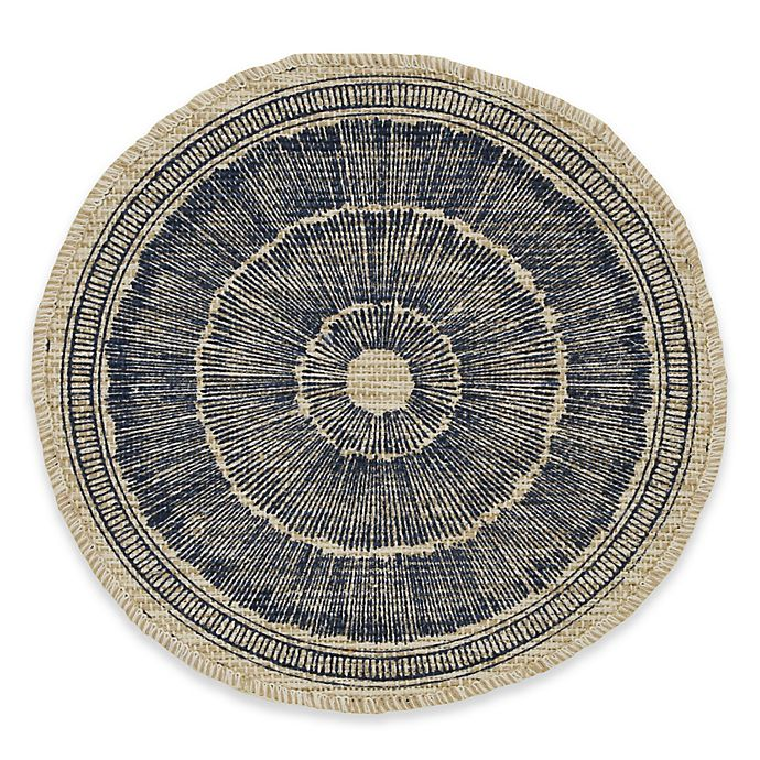 Alternate image 1 for ED Ellen DeGeneres™ Tribu Jute Placemat