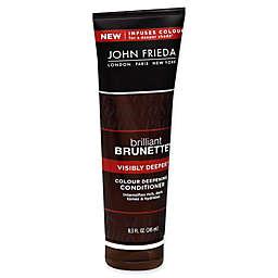 John Frieda Brilliant Brunette® Visibly Deeper 8.3 fl. oz. Colour Deepening Conditioner