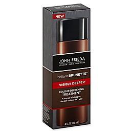 John Frieda Brilliant Brunette® Visibly Deeper 4 fl. oz. Colour Deepening Treatment