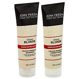 John Frieda Sheer Blonde® Everlasting Blonde® Colour Preserving Collection