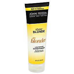 John Frieda Sheer Blonde® Go Blonder 8.3 fl. oz. Lightening Conditioner