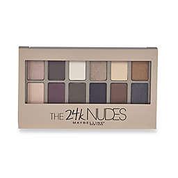 Maybelline® The 24K Nudes .34 oz. Eye Shadow Palette