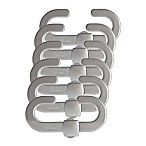 Dreambaby® 6-Pack Secure-A-Lock in Silver