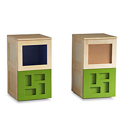 Powell  Artsy Crafty Storage 2 Cubes