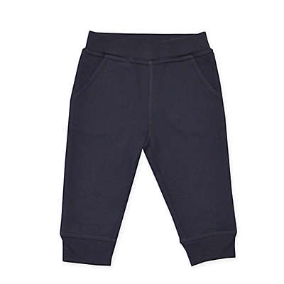 Kidtopia French Terry Jogger Pant in Black