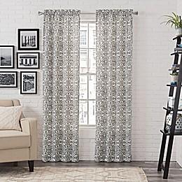 Pairs to Go™ Brockwell Rod Pocket Window Curtain Panel Pair