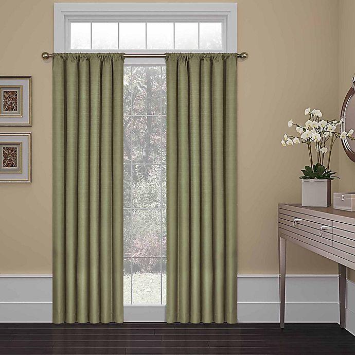 Alternate image 1 for Eclipse Kate 54-Inch Rod Pocket Room Darkening Window Curtain Panel