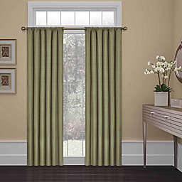 SolarShield® Kate 54-Inch Rod Pocket Room Darkening Window Curtain Panel