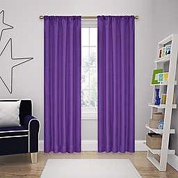 SolarShield® Kate 54-Inch Rod Pocket Room Darkening Window Curtain Panel