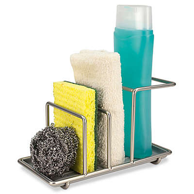 Home Basics Sink Caddy Station