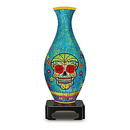 BePuzzled® Day of the Dead 3D 160-Piece Puzzle Vase