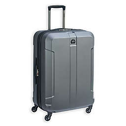 DELSEY PARIS Depart 2.0 25-Inch Hardside Spinner Checked Luggage in Graphite