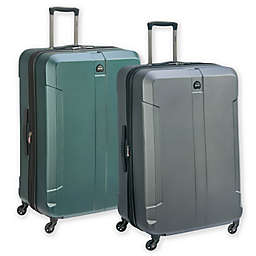 DELSEY PARIS Depart 2.0 Hardside Spinner Checked Luggage