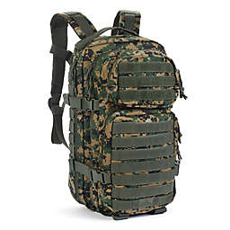 Red Rock Outdoor Gear Assault Pack in Woodland Digital