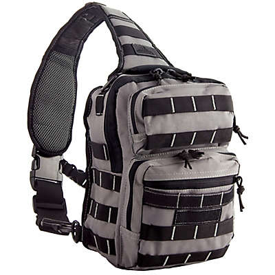 Rover Sling Pack in Tornado/Black Webb