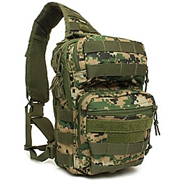 Rover Sling Pack in Woodland Digital