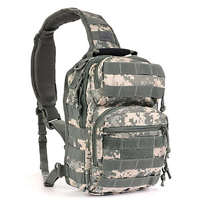 Rover Sling Pack in Grey