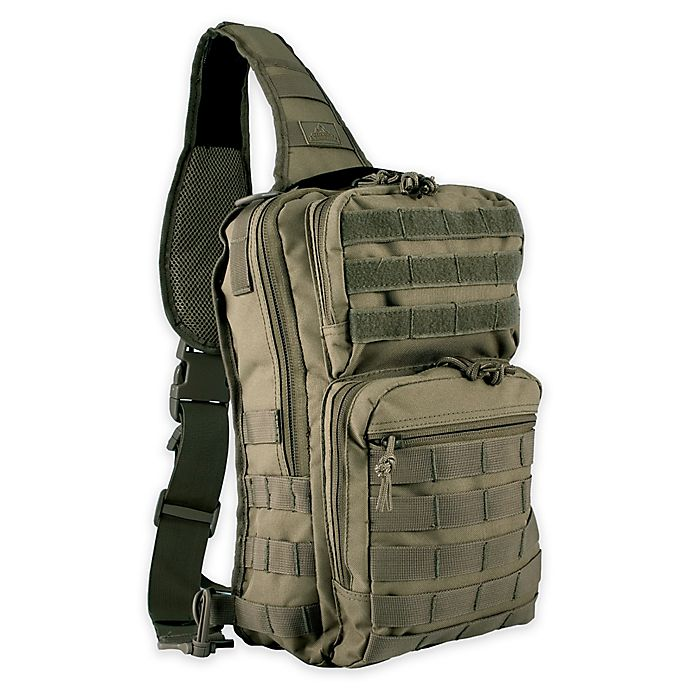 Alternate image 1 for Large Rover Sling Pack in Olive