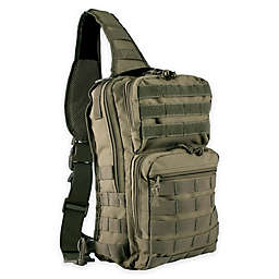 Large Rover Sling Pack in Olive