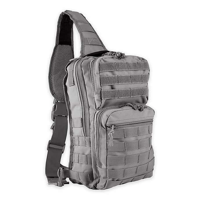 Alternate image 1 for Large Rover Sling Pack in Grey