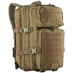 Rebel Assault Pack in Coyote/Red