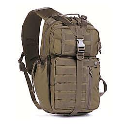 Red Rock Outdoor Gear Rambler Sling Backpack in Brown