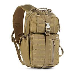 Red Rock Outdoor Gear Rambler Sling Backpack in Tan